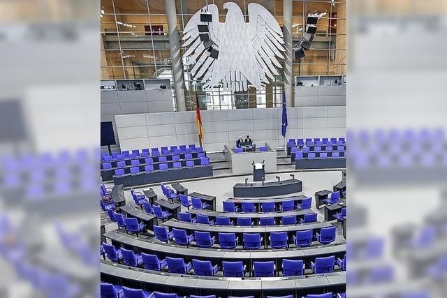 Infos zu Arbeit und Aufgaben des Bundestags