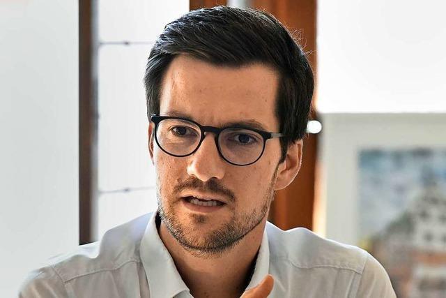 Freiburgs OB Horn kritisiert Jungpolitiker in Debatte um Schlagstöcke