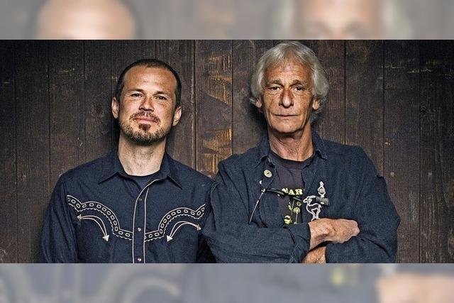 Mark Wise & Christian Dietkron Duo im Nellie Nashorn