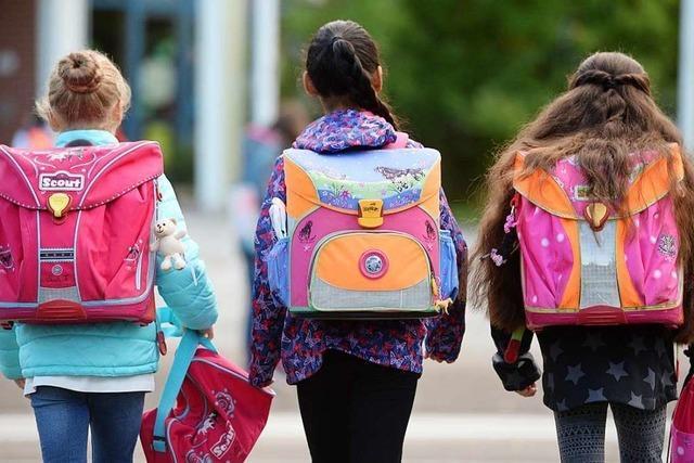 Behörden in Freiburg sind zufrieden mit dem Start ins neue Schuljahr