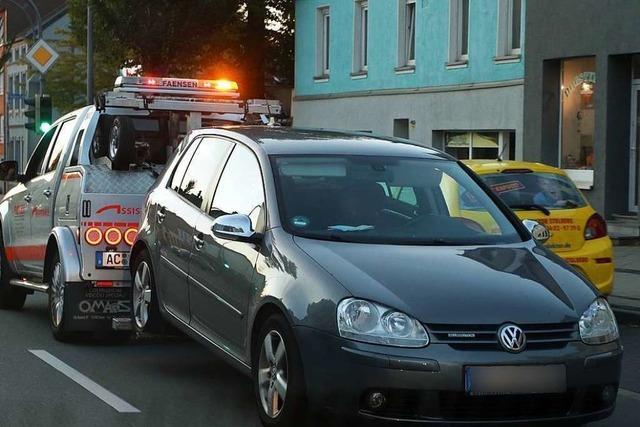 Haftbefehl nach Messer-Attacke in Stolberg
