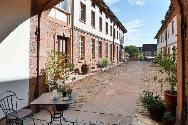 Das 200 Jahre alte Palais Wunderlich in Lahr wurde aufwändig saniert