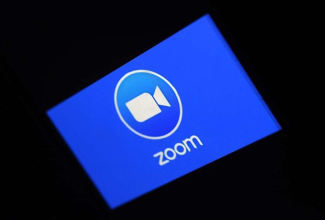 Zoom ist einer der Profiteure der Corona-Krise    Foto: OLIVIER DOULIERY (AFP)
