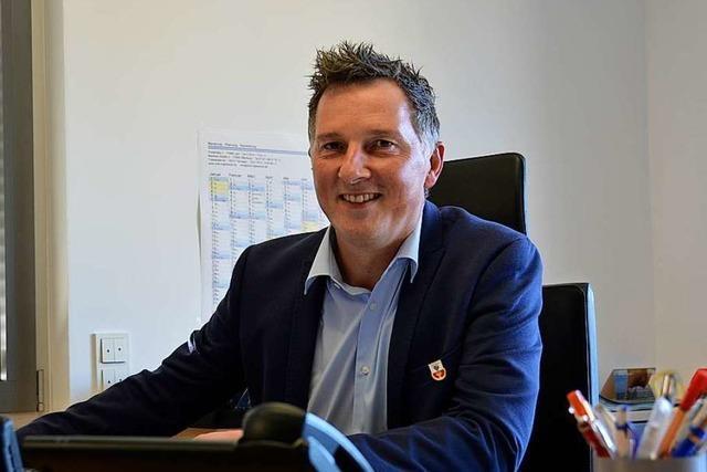 Noch mehr sparen ist schwierig, sagt Ballrechten-Dottingens Bürgermeister