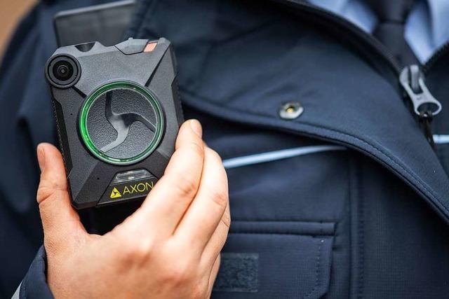 Juristen halten Einsatz von Bodycams in privaten Räumen für verfassungswidrig