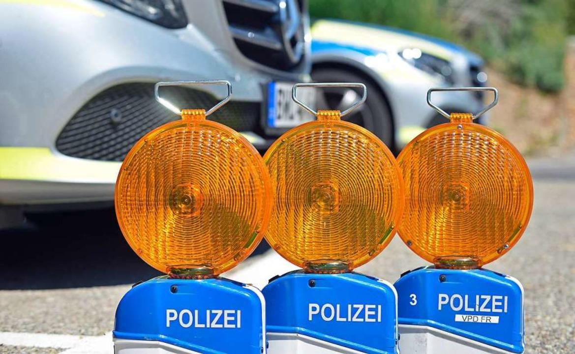 In Lörrach hat sich am Montag ein Unfall ereignet (Symbolbild).  | Foto: Michael Bamberger