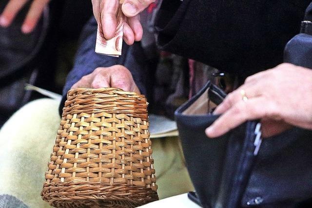 Caritas verschickt keine Sammelbriefe mehr