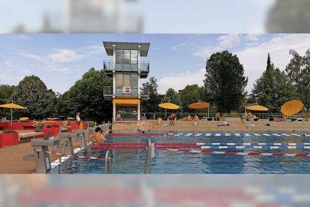 Lörracher Schwimmbad-Bilanz im Corona-Jahr fällt positiv aus