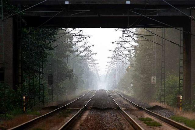 Ortschaftsrat Kürzell sieht Pläne der Bahn kritisch