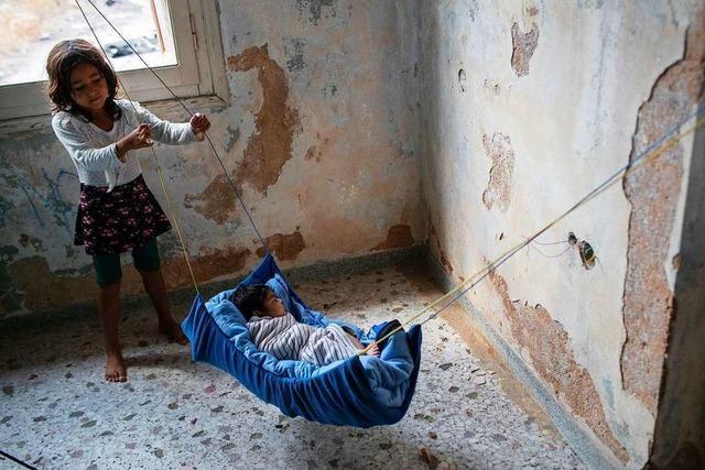 Deutschland bereitet Aufnahme von 408 Flüchtlingsfamilien vor