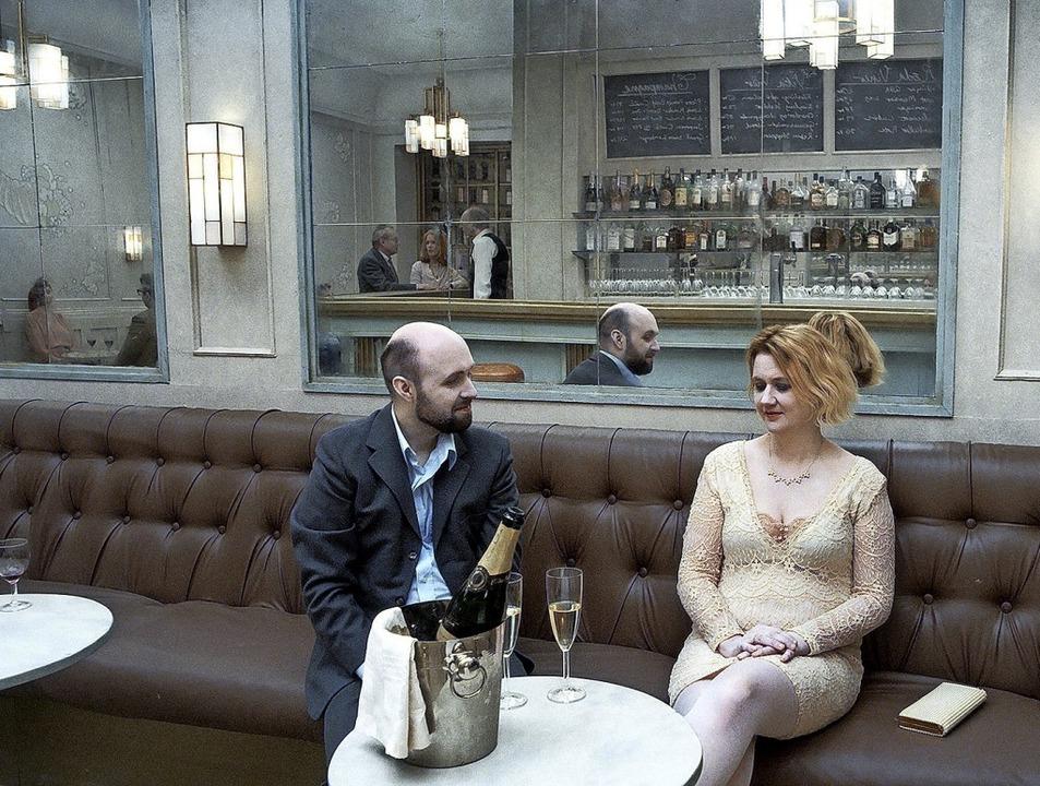 Lieben oder langweilen sie sich?  Pär Fredriksson, Lisa Blohm  | Foto: - (dpa)