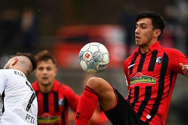 SC Freiburg II und Bahlinger SC wollen nicht ins offene Messer laufen