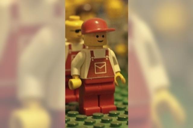 Lego ohne Plastik