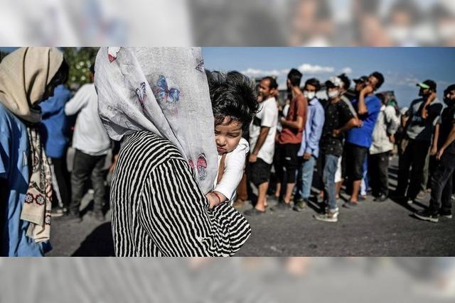 1553 Flüchtlinge sollen kommen dürfen