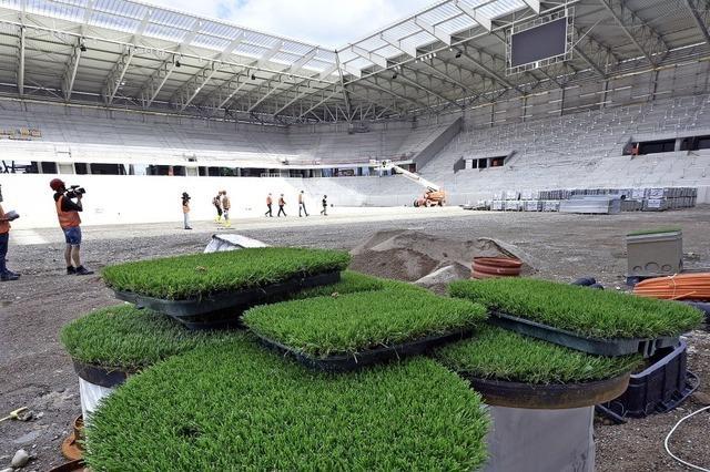 SC Freiburg darf im neuen Stadion nicht abends spielen