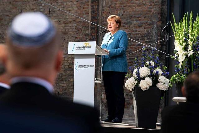In Deutschland gibt es drei Formen des Antisemitismus