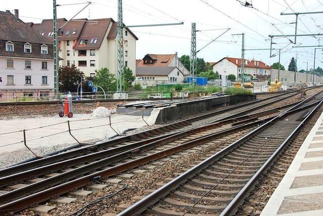 Bahn-Anlieger nutzen Möglichkeiten für Lärmschutz nur mäßig
