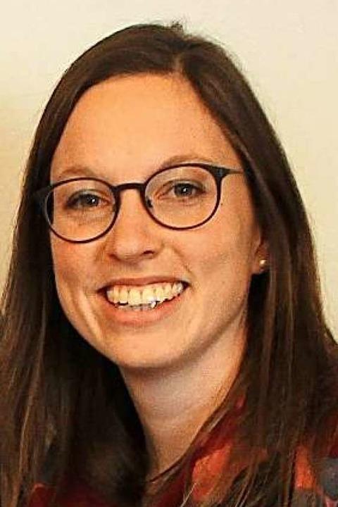 Katharina Beck  | Foto: Caritas