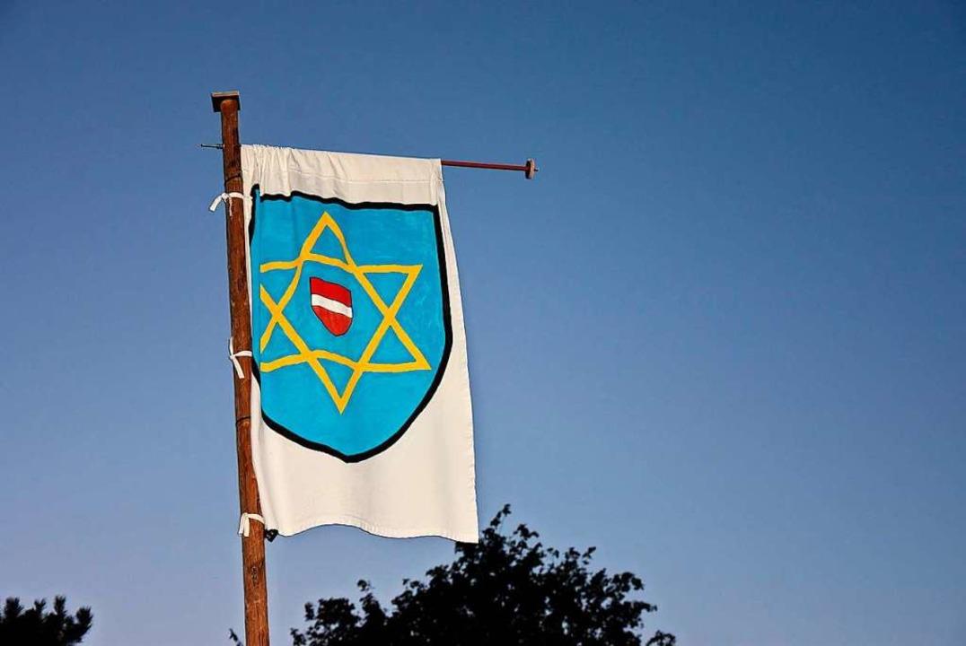 Wer hat die Fahne gehisst?  | Foto: Heinz und Monika Vollmar