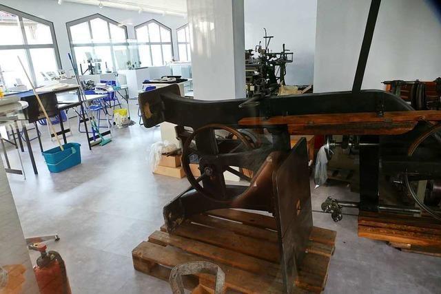 Die Eröffnung des Bürstenmuseums Todtnau steht bevor
