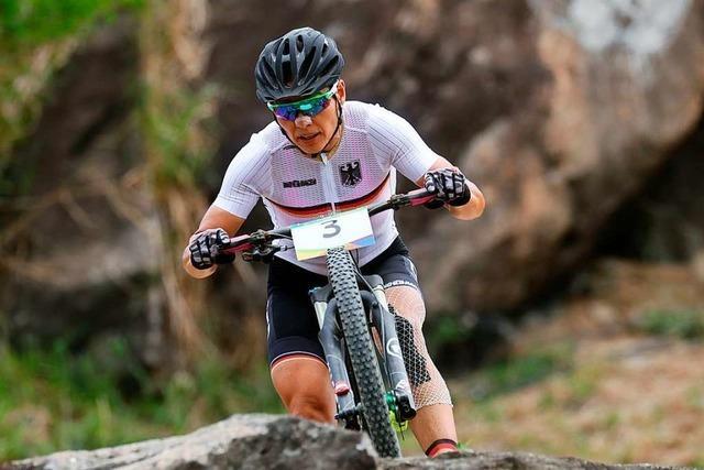 Olympiasiegerin Sabine Spitz hängt seit Frühjahr in Südafrika fest