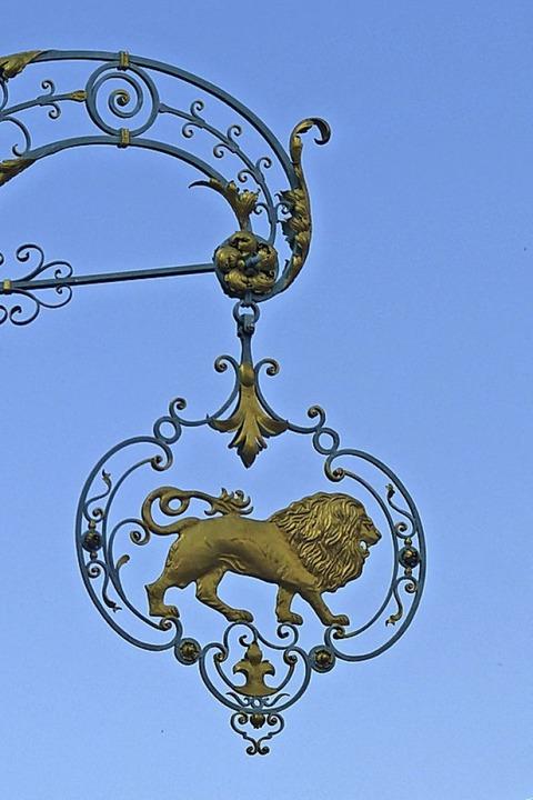 Das Gasthaus Löwen in Vörstetten schließt Ende des Jahres.  | Foto: Andrea  Gallien