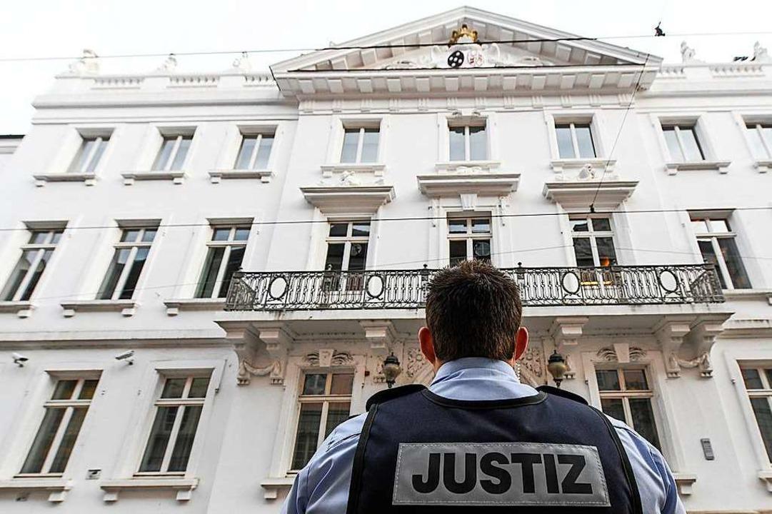Ein 36-Jähriger steht derzeit wegen sc...dem Landgericht Freiburg (Archivbild).  | Foto: Patrick Seeger