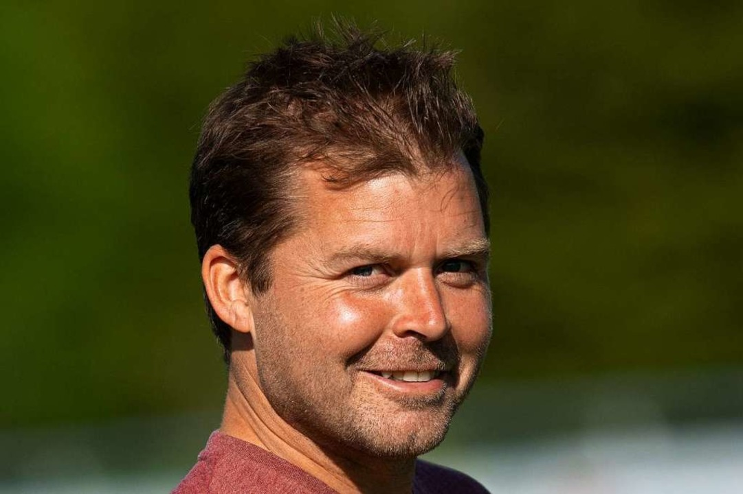 Trainer Nils Boll hat mit dem SV Grafe...pieltag Rang eins oder zwei im Visier.  | Foto: Wolfgang Scheu