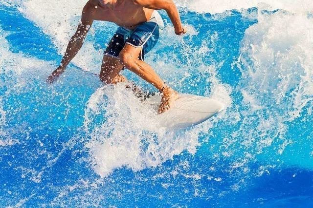 Wie geht Wellenreiten?