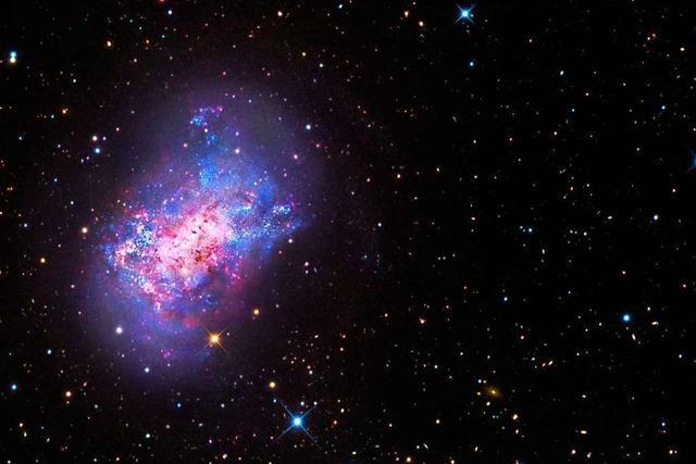 Gibt es Leben im Weltall?
