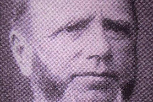 Vor 200 Jahren wurde der Vater der Höllentalbahn geboren