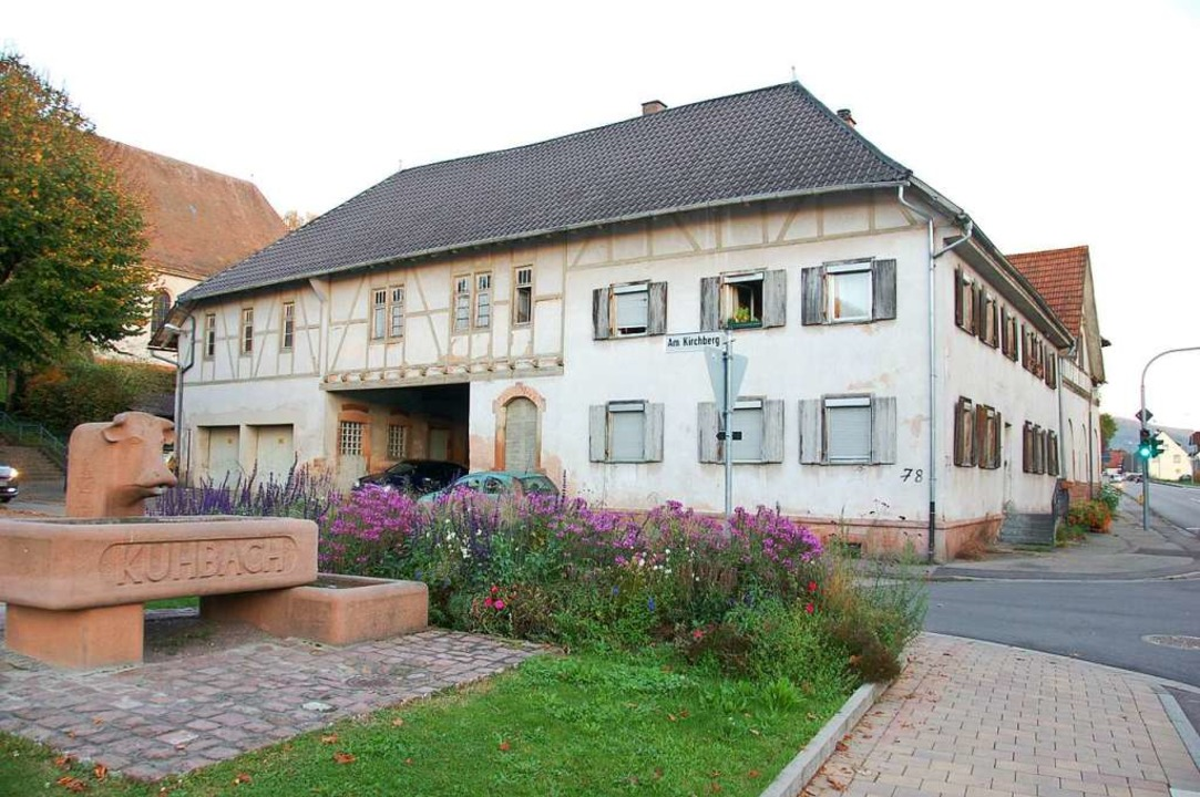 Das frühere Gasthaus Lamm  | Foto: Wolfgang Beck