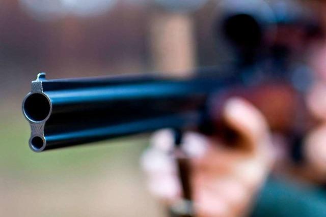 Einbrecher stehlen in Malsburg-Marzell wohl gezielt Waffen