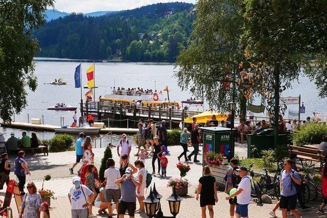Hochschwarzwald soll sichere Insel für Touristen werden