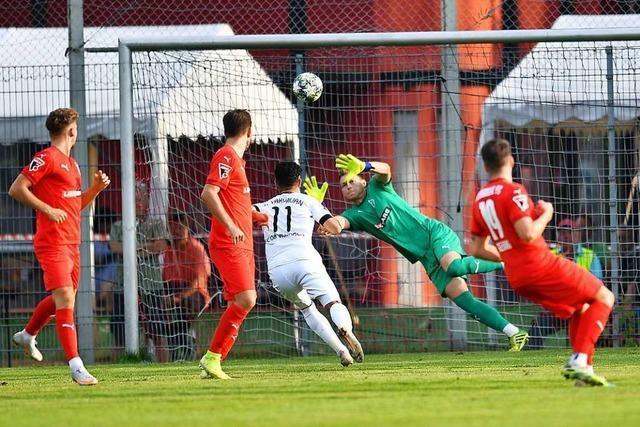 Dem Freiburger FC fällt das Siegen weiter schwer