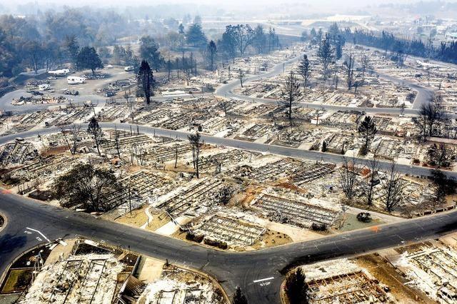 Brände verwüsten den Westen der USA