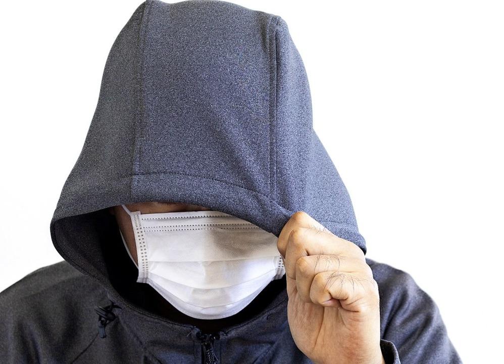 Die Maskenpflicht hat bisher offenbar nicht zu mehr Kriminalität geführt.    Foto: poko42 - stock.adobe.com