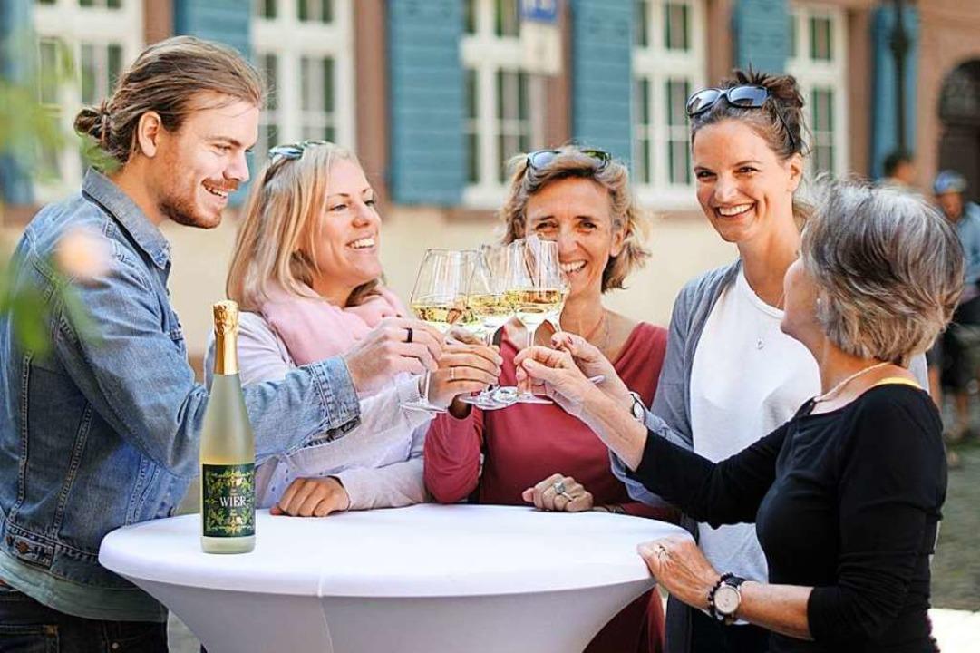 Stadtgeschichten mit Wein    Foto: FREIBURGerLEBEN