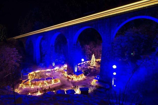 Weihnachtsmarkt in der Ravennaschlucht soll stattfinden – unter strengen Auflagen
