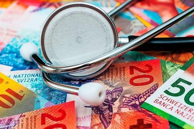 Als deutscher Kassenpatient kann man auch in der Schweiz zum Arzt