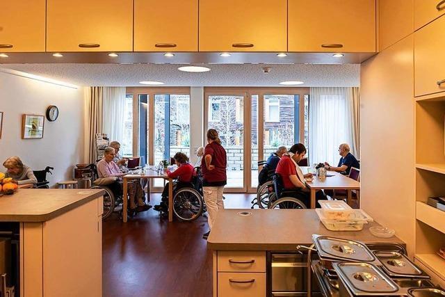 Expertin empfiehlt Denzlingen, mehr Betreuungsplätze für Senioren zu schaffen