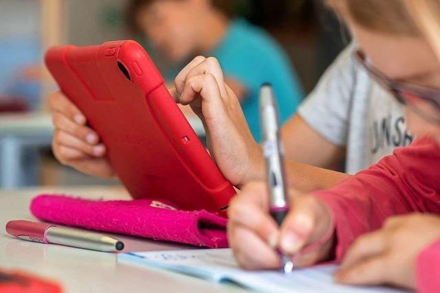 Emmendingen erhält 330 iPads für Digitalunterricht