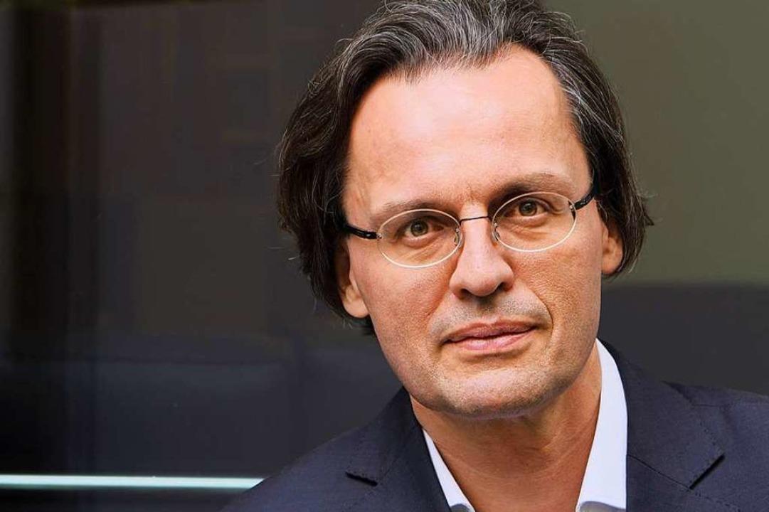 Bernhard Pörksen  | Foto: Peter-Andreas Hassiepen