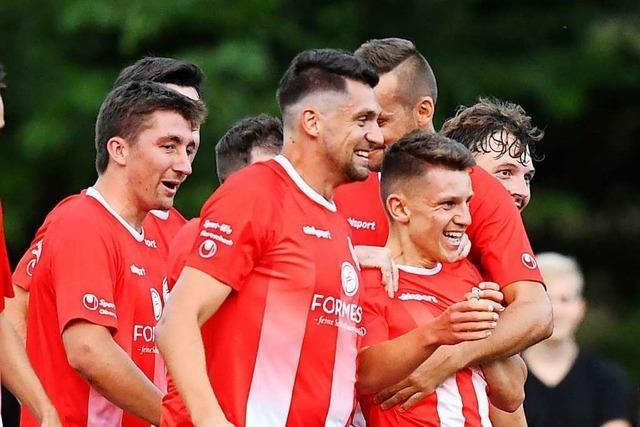 FC Löffingen darf nach drei Spielen in der Fremde zuhause ran