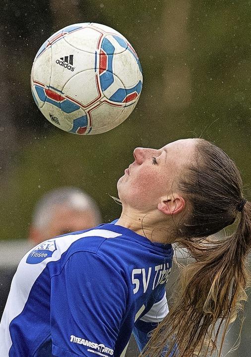 Leistungsträgerin: Corinna Gfrörer vom SV Titisee   | Foto: Wolfgang Scheu