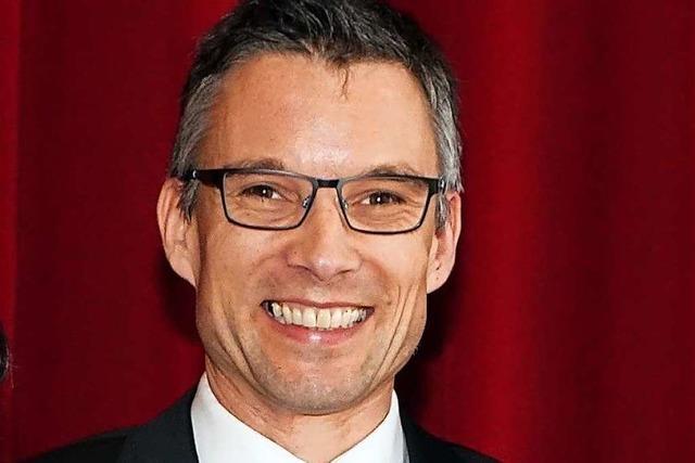 Dirk Kellner, neuer Pfarrer in Seefelden und Betberg, will modernere Gottesdienste