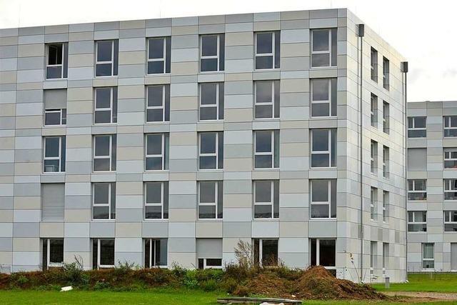 In Freiburg bleibt der Wohnungsmarkt für Studierende weiter angespannt
