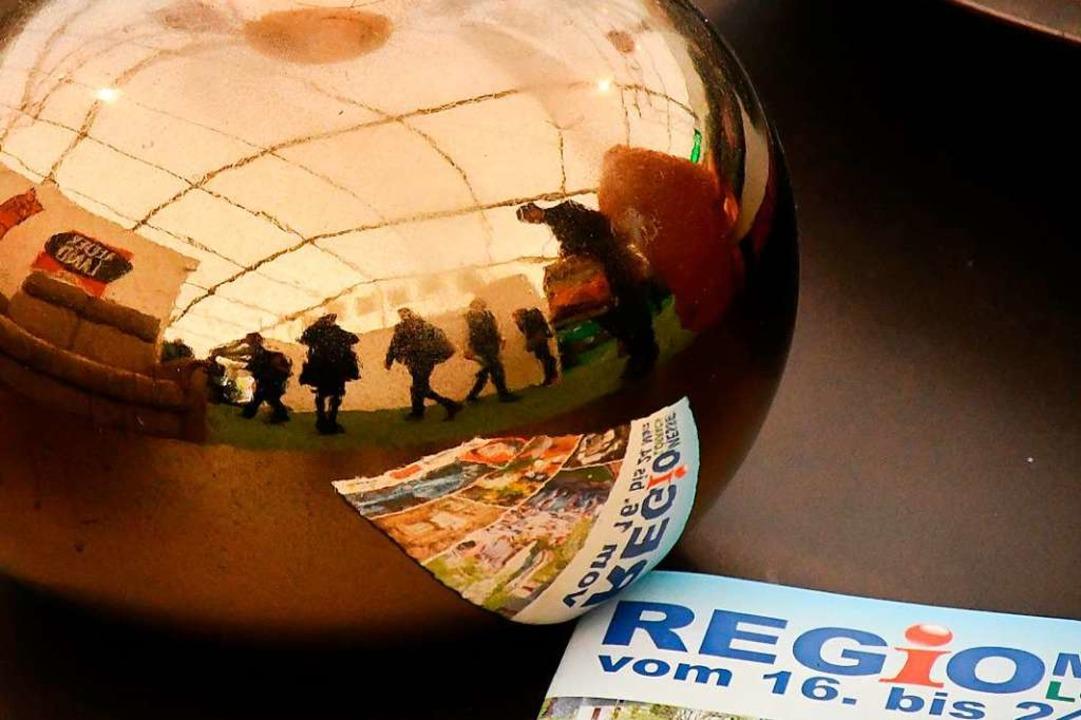 Die Regio-Messe soll kommendes Jahr statt im März erst im Oktober stattfinden.  | Foto: Barbara Ruda