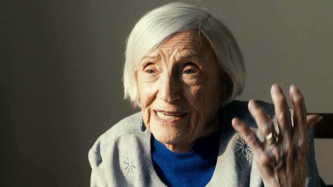 60 Jahre lang schwieg sie über ihre Geheimaufträge: Marthe Cohn aus Metz  | Foto: Missingfilms