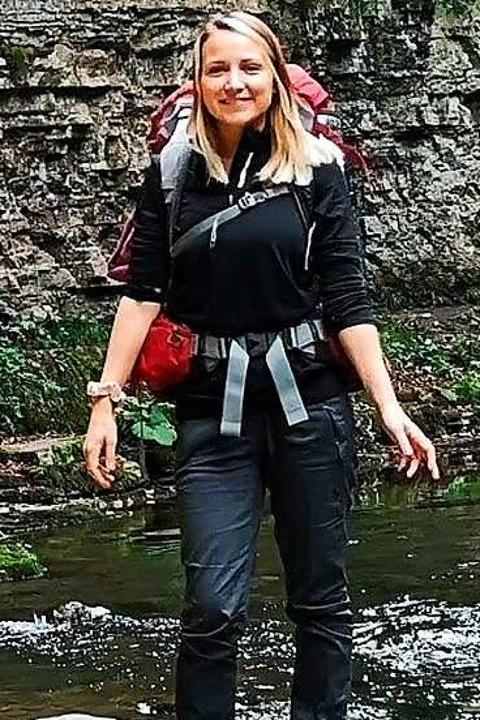 Scarlett S. wird seit 10. September ve...nsteig im Südschwarzwald durchwandern.  | Foto: Polizeipräsidium Freiburg